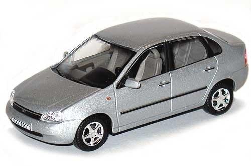 Модель автомобиля VAZ Kalina (ВАЗ Ла…