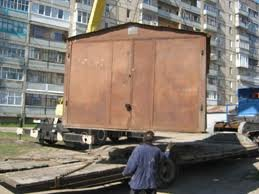 Металлические гаражи в московской области