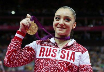 Российская гимнастка Алия Мустафина выиграла «золото» Олимпийских игр