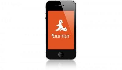 Burner для iPhone. Приложение для криминала?