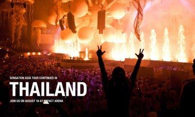 "Sensation ""The Ocean of White"" Thailand (18-08-2012)"