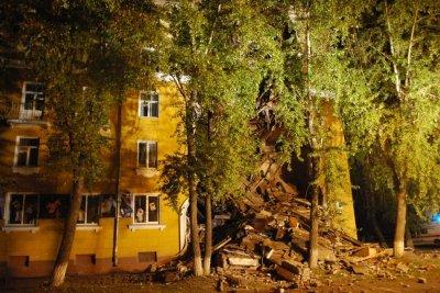 Жильцов рухнувшего в Северодвинске дома выселили за день до происшествия