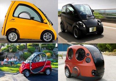 10 самых маленьких автомобилей в мире