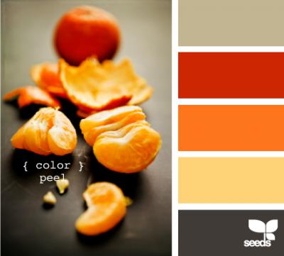 Сочетание и совместимость цветов и оттенков