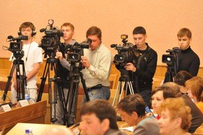Пресс-конференция Главы Чувашской Республики