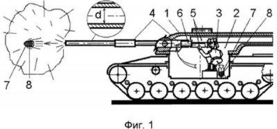 Россиянин изобрел танк, стреляющий отходами жизнедеятельности