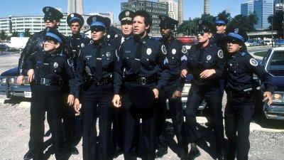 Полицейская академия, тогда и сейчас