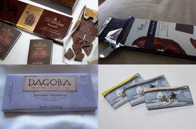 10 марок шоколада с самыми необычными вкусами