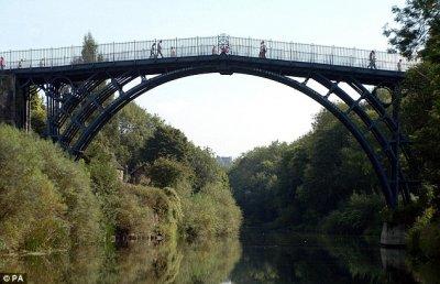 Iron Вridge: первый в мире металлический мост