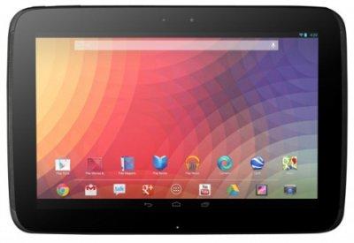 Google Nexus 10 анонсирован своевременно