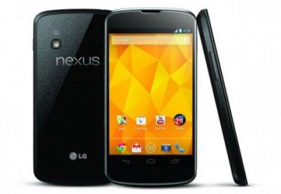 LG Nexus 4 представлен официально