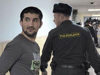 Мирзаев освобожден в зале суда