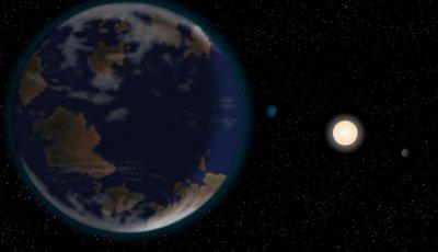 Планета HD 40307g может быть пригодная для жизни