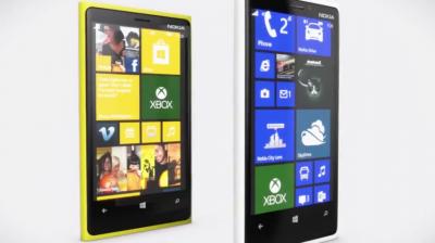 Эксклюзив - Nokia Lumia 820 и 920