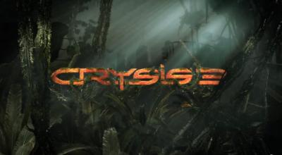 Crysis 3 - геймплей (Пре - альфа)