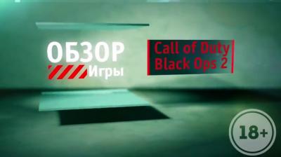 Обзор игры : Call of Duty: Black Ops 2