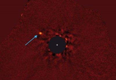 Астрономы увидели в системе Каппа Андромеды «суперюпитер»