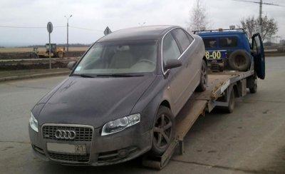 В Чебоксарах судебные приставы арестовали 7 автомобилей