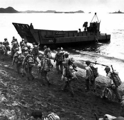 Битва за остров (20 фото)