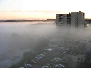 Серый туман уныния. Пять проблем России.