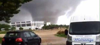 Торнадо в Италии