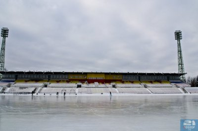 """В Чебоксарах на стадионе """"Олимпийский"""" откроется главный каток"""