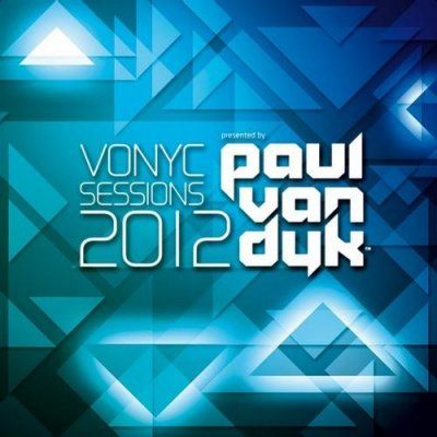 PAUL VAN DYK - VONYC SESSIONS 2012 (02 MIXED CD-2012)