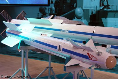 Россия создала ракету против высокоманевренных целей