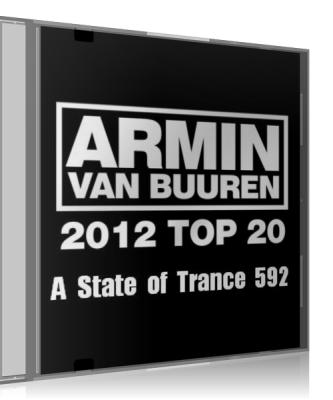 A State of Trance 592 (Top 20 of 2012)