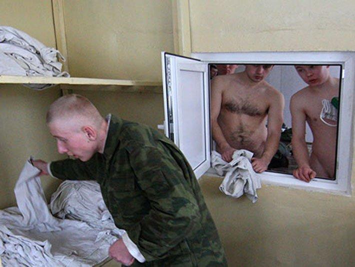 Порно Армейская Баня