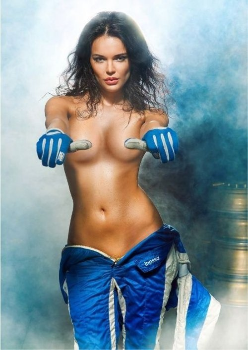 Инесса Тушканова: модель и гонщица