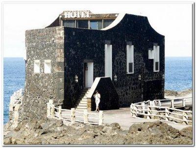 Punta Grande: самый маленький отель в мире