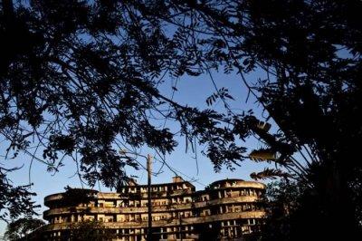 Заброшенный Grande Hotel (41 фото)