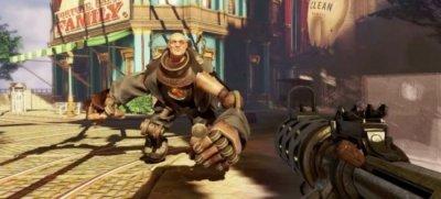 РС-версия Bioshock: Infinite на трех дисках