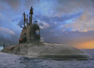 Пятый атомный ракетоносец «Борей» получит имя «Александр Суворов»