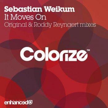 Sebastian Weikum - It Moves On