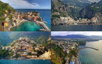 10 уютных итальянских городков