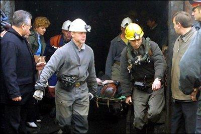 4 человека погибли в результате аварии на шахте в Кузбассе