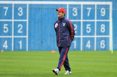 Капелло объяснил отсутствие Измайлова в составе сборной России