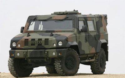 Минобороны отказалось от итальянских бронеавтомобилей Iveco, закупит «Медведей» и «Тигров»