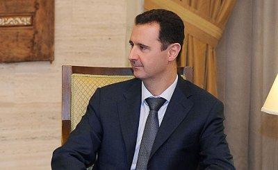 Башар Асад: Россия защищает не меня, а свои интересы