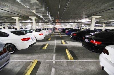 В Чебоксарах выделили 5 участков под многоуровневые парковки