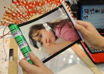 Компания Fujifilm показала гибкие динамики