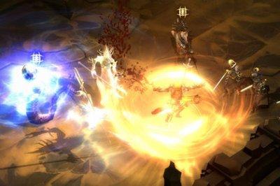 В Diablo III появились бои между игроками