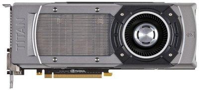 NVIDIA представила nVidia GeForce GTX Titan: «самый быстрый в мире» видеоадаптер