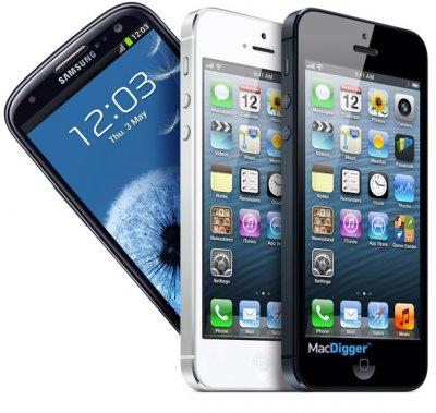 iPhone на 300% надежнее смартфонов Samsung