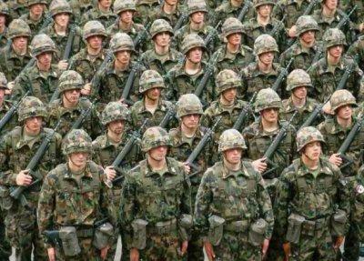 Cамое милитаризированное государство