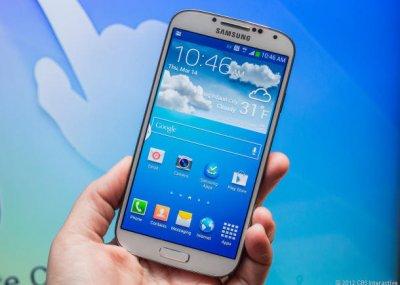 Samsung Galaxy S4 и все-все-все [+таблица сравнения с iPhone 5]