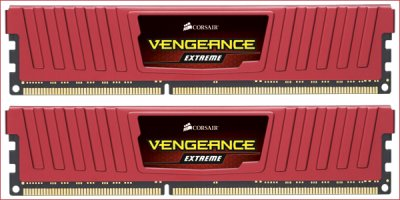 Corsair выпускает самый быстрый в мире набор модулей памяти DDR3