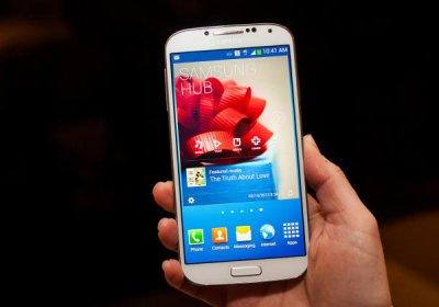 Оценена себестоимость смартфона Samsung Galaxy S 4